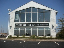 Motohio Storefront located in Columbus, OH
