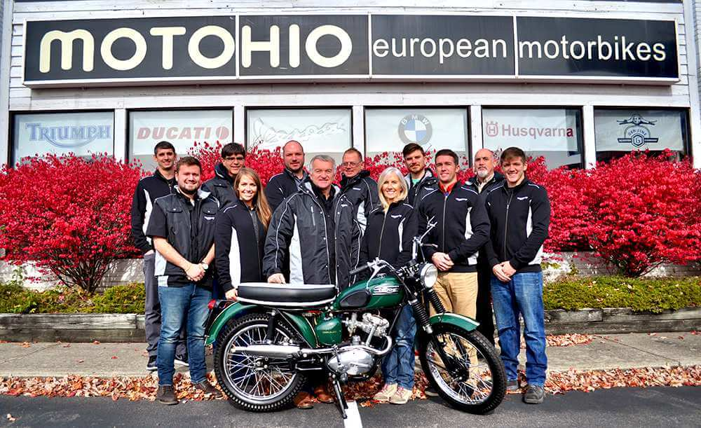 Motohio Staff Group Pic
